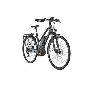 Diamant Elan+ G - Vélo de trekking électrique - Trapez noir